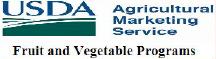 usda agrigcultural marketing service